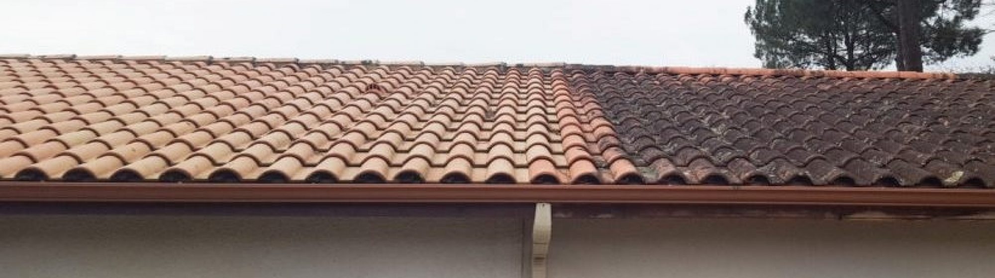 Roof cleaning Glastonbury, Yeovil, Somerton,